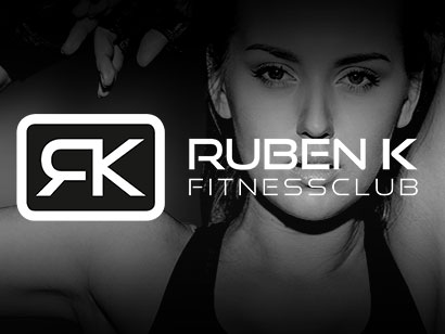 Ruben K Fitness Webdesign